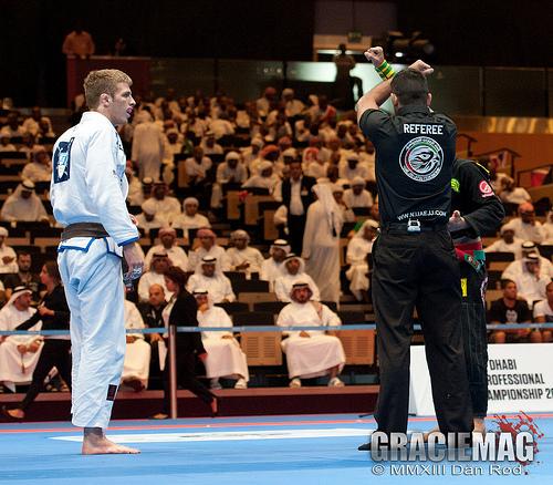 The excellent Jiu-Jitsu of Keenan Cornelius and Paulo Miyao