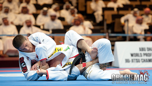 2013 WPJJC: Watch Calasans and Tarsis fight for 3rd place in Abu Dhabi