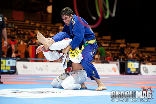 2013 WPJJC: Watch the open class semifinal Buchecha vs. Humphreys