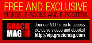 Become a GRACIEMAG V.I.P. member