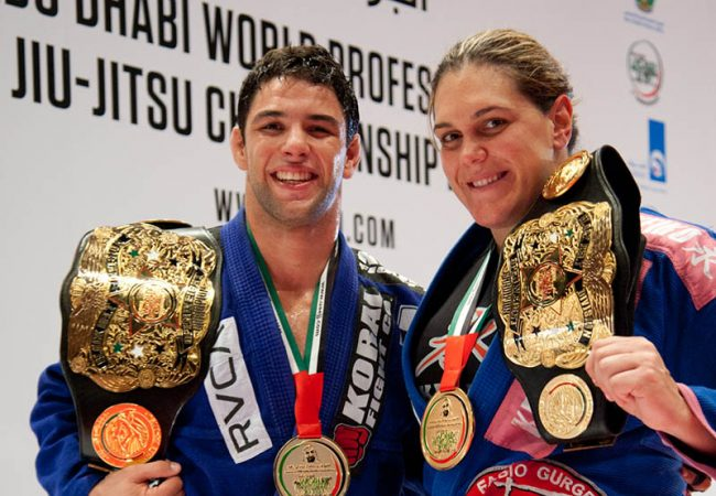 IBJJF rankings reveal top ten athletes for male and female; Gabi & Buchecha reign