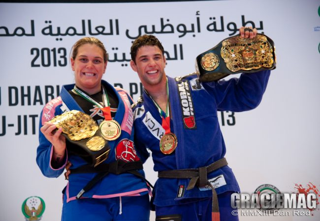 VIDEO: Buchecha and Gabi right after their WPJJC win