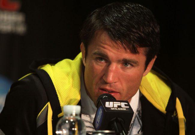 Sonnen pede, e é o novo adversário de Maurício Shogun no UFC 161