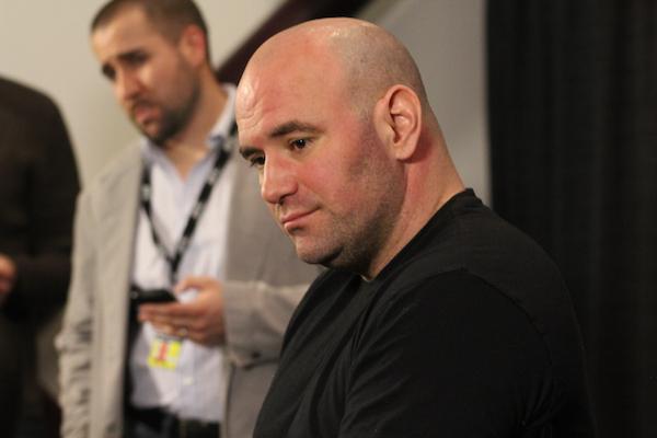 Dana White acha que o Jiu-Jitsu não é empolgante aos fãs casuais. Foto: Erik Fontanez/GracieMag