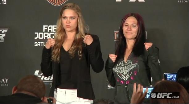 Dana White admite pensar em mais categorias femininas no UFC