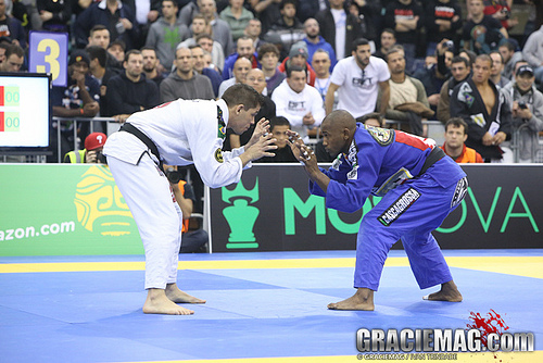 Did you watch Tererê competing at the 2014 European?