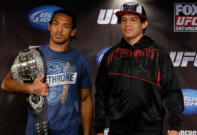 Assista à pesagem oficial do UFC on Fox 7