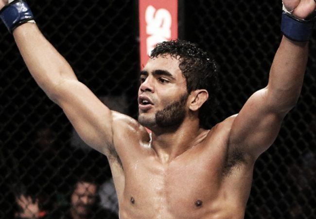 Único brasileiro no UFC on Fox 7, Hugo Wolverine espera trocação franca