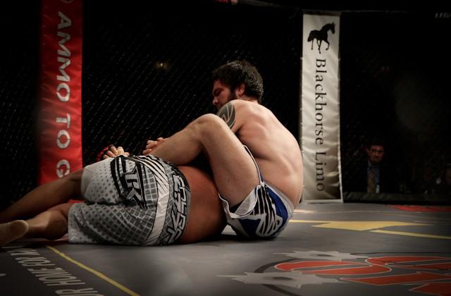 Robert Drysdale vence novamente e mira o UFC