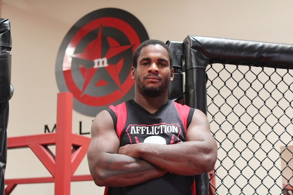 UFC on Fox 7's Lorenz Larkin looking to prove Strikeforce wasn't a 'feeder league'
