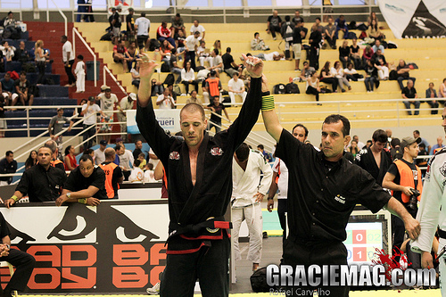 Rafael Lovato submits, is 1st American to win the absolute gold in Brazil