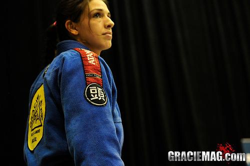 O estrangulamento de Mackenzie Dern no Dallas Open de Jiu-Jitsu