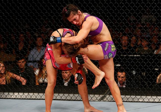 Cat Zingano retorna aos octógono contra Amanda Nunes no UFC 178