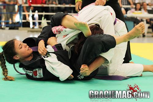 Galeria de fotos: veja os melhores lances do Brasileiro de Jiu-Jitsu até agora
