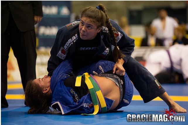 Brasileiro de Jiu-Jitsu: Fernando Reis e Monique Elias reinam na faixa-roxa