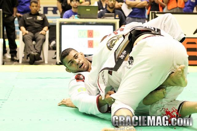 Ricardo Evangelista no Brasileiro de Jiu Jitsu 2013