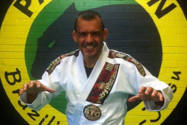 Aprenda a finalizar no estrangulamento arco e flecha, com Ricardo Franjinha