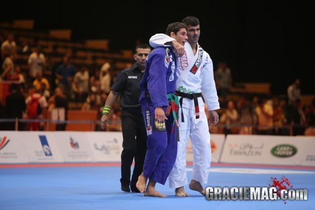 """O treinador Rodrigo Cavaca, o atleta Buchecha e a arte de """"entrar na mente do lutador"""""""