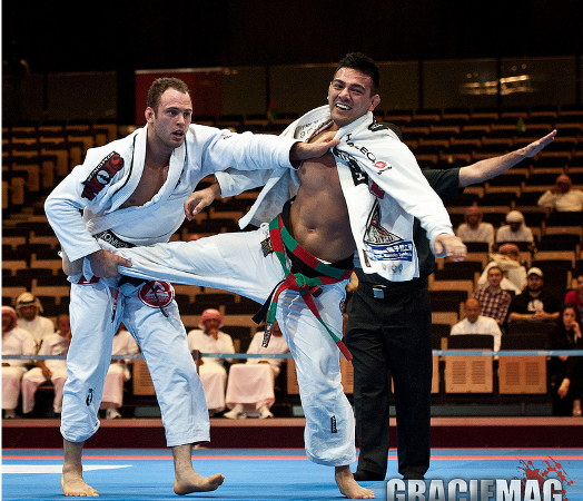 "Marcos Souza and the gold in Abu Dhabi: ""The fear of losing made me the champion"""