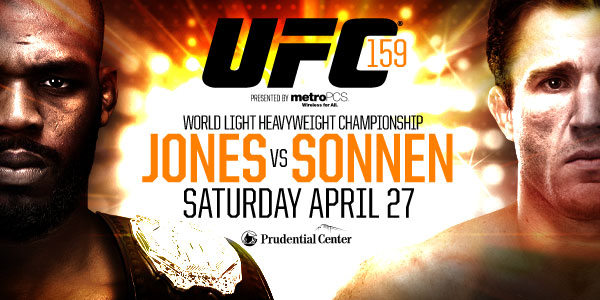 UFC 159 Media Conference Call Audio: Jon Jones, Chael Sonnen, Bisping, Belcher