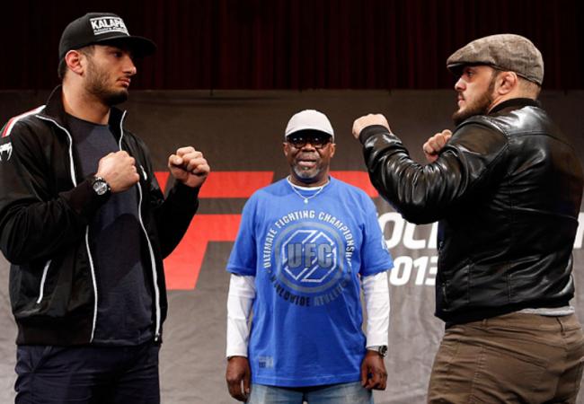 Conheça Gegard Mousasi e Ilir Latifi, os estreantes do UFC de sábado