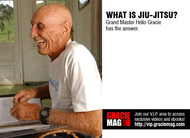 Helio Gracie Answers What is Jiu-Jitsu