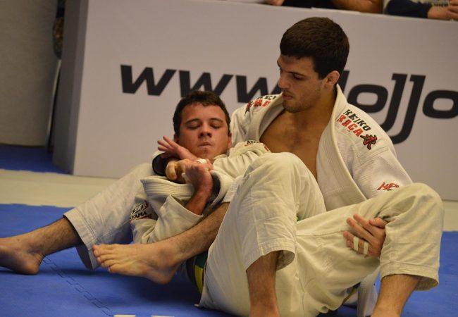 Filho de campeão mundial estreia faixa-preta no Brasileiro Sem Kimono