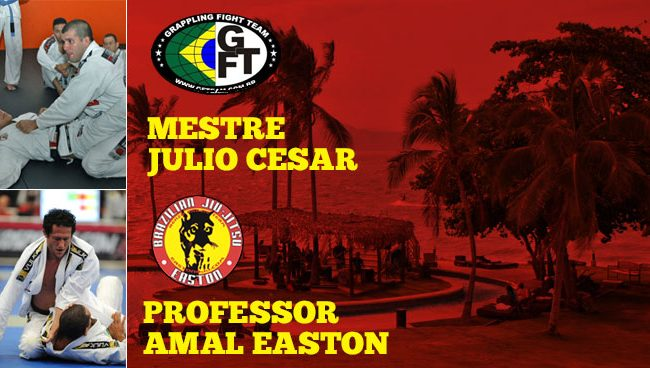 Gym in Paradise: Panama camp featuring GFTeam Julio Cesar, Amal Easton