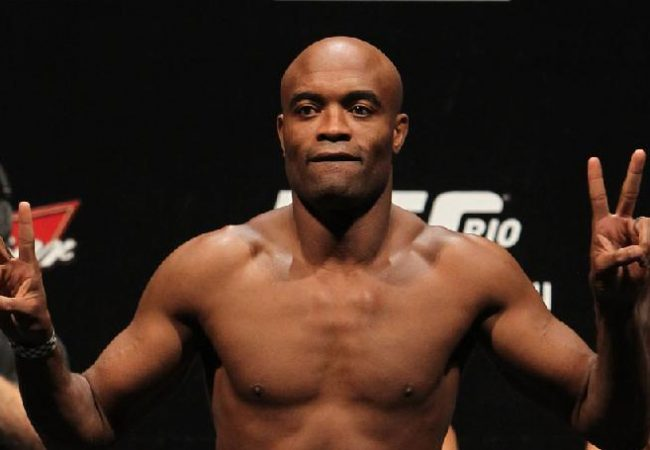 Anderson Silva praises Weidman and says he stops in 5 years