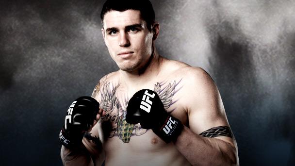UFC no Combate: Chris Camozzi substitui CB na luta com Cezar Mutante