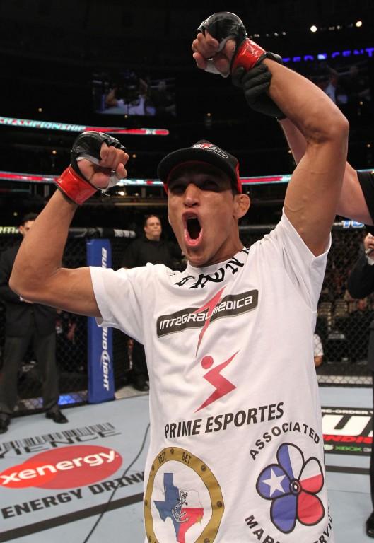 Do Bronx volta ao UFC para o maior desafio de sua carreira. Foto: Divulgação