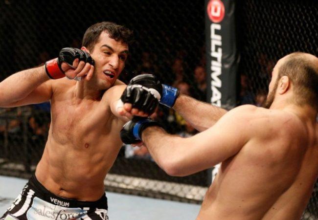 Sem dificuldades, Mousasi vence em sua estreia no UFC Suécia 2