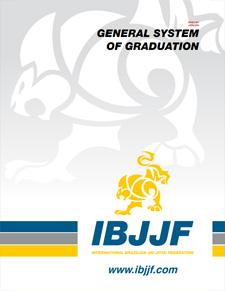 Agora mais detalhado, a IBJJF lança o sistema unificado de faixas do Jiu-Jitsu