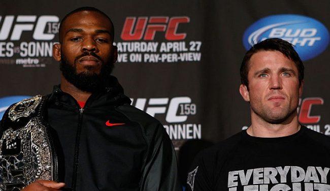 Confira os resultados em tempo real do UFC 159: Jones vs Sonnen