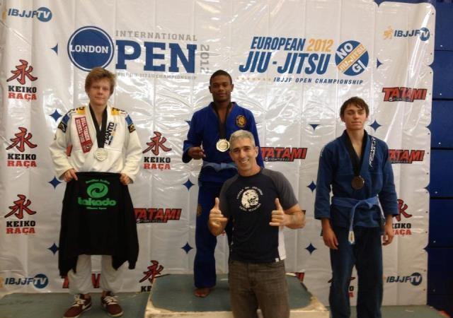 Professor lança confere entre academias de Jiu-Jitsu no Rio