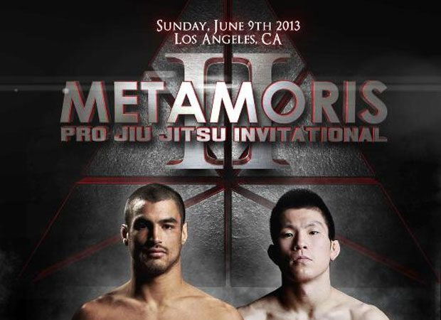 Kron Gracie vs. Shinya Aoki headlines Metamoris II