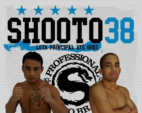 Estrangulamentos marcam 38° edição do Shooto e USC 2, no Rio