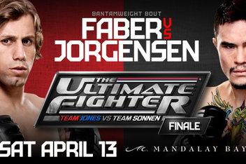 Watch Urijah Faber and Scott Jorgensen break down their TUF 17 main event for this weekend