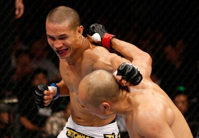 Lesão no pescoço tira Jon Tuck do UFC on Fox 7