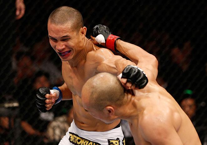 Lesionado, Jon Tuck está fora do UFC on Fox 7. Foto: Josh Hedges/Zuffa LCC via Getty Images