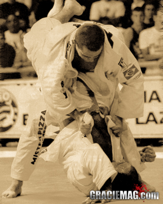 Amaury vs. Gurgel at the 1997 Worlds