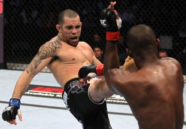 Rafaello Trator enfrenta Edson Barboza no UFC 162