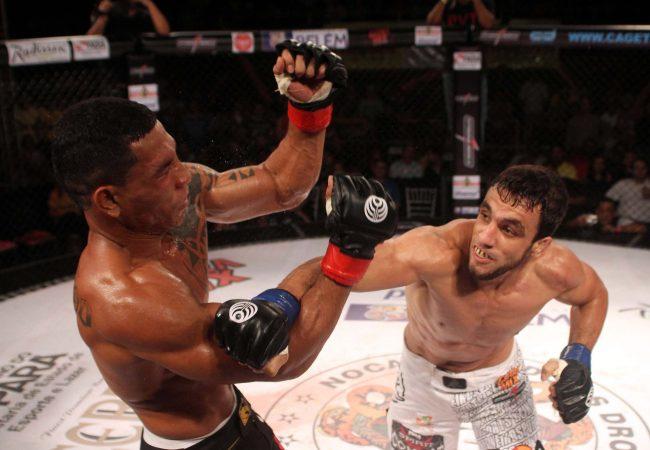 Elias Silvério supera Orgulho e leva o cinturão do Jungle Fight 52