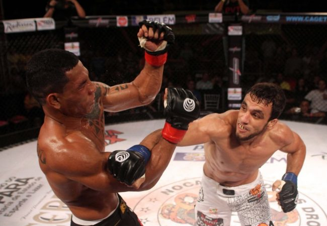 Elias Silverio overcomes Orgulho and takes Jungle Fight belt