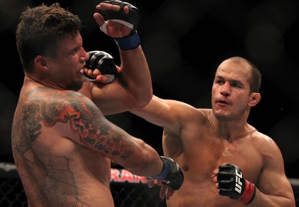 Cigano confiante em aplicar mais um nocaute, desta vez no UFC 160. Foto: Josh Hedges/Zuffa LLC via Getty Images