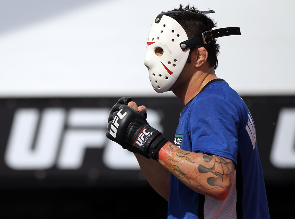 Rony Jason quer o record de bônus do UFC. Foto: Josh Hedges/Zuffa LLC via Getty Images