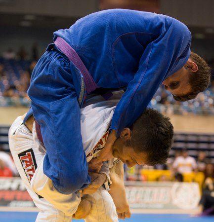 O estrangulamento que valeu título no Atlanta Open de Jiu-Jitsu