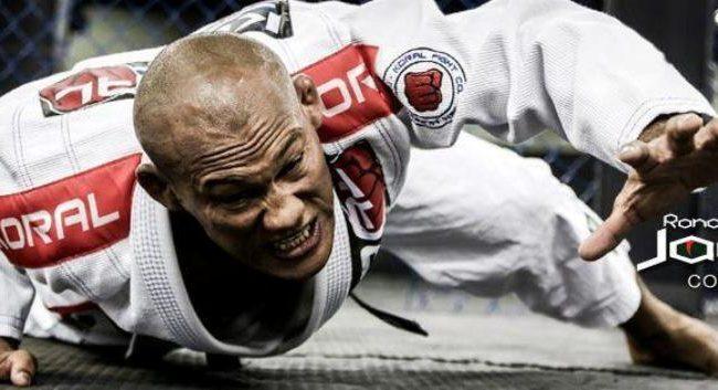 As lições do joelho na barriga no Jiu-Jitsu, com o fenômeno Ronaldo Jacaré