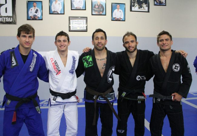 Preparation continues for Caio Terra and 15 black belts competing at 2013 Worlds