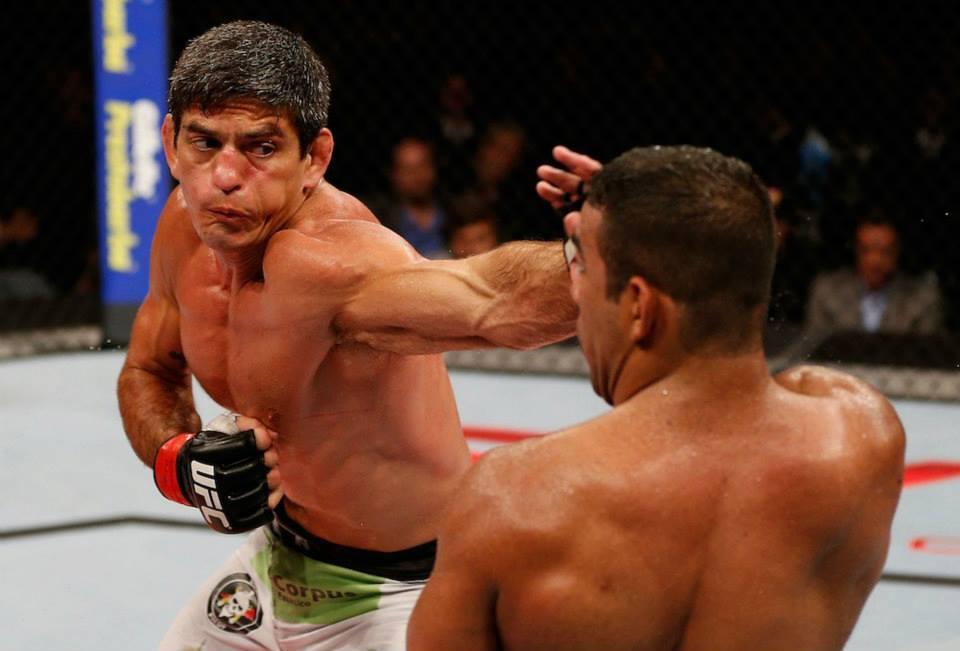 Paulo Thiago amargou três derrotas seguidas e está fora do UFC. Foto: Divulgação